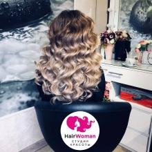 #хаирвумен_мастерЕвгения. Стань красоткой с волосами от HairWoman!