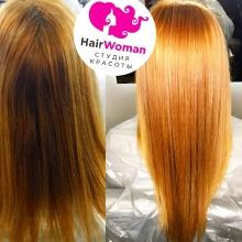 Окрашивание в Hairwoman! Наш главный стилист Марина создаст идеальный цвет и предложит лучший вариант к Вашему образу!