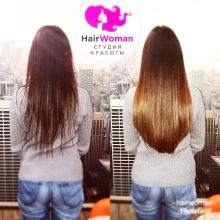 150 прядей 55 см. Наращивание волос ВСЕГО за ЧАС!!!