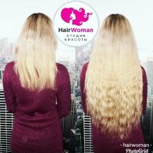 150 прядей 60 см. Наращивание волос ВСЕГО за ЧАС!!!