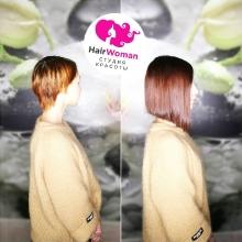 hairwoman.ru Окрашиваниеволос и наращивание 150 прядей. Стоимость работы 19500 + окрашивание - 3200