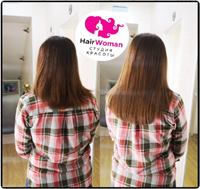 Фото до и после работы по капсульному наращиванию волос